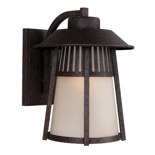 Sea Gull Lighting Sea Gull Lighting Hamilton Heights Oxford Bronze Outdoor Wall Light 8811701-746