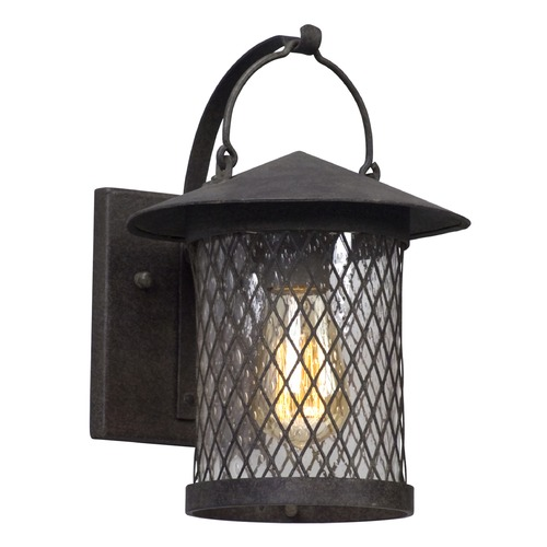 Troy Lighting Troy Lighting Altamont French Iron Outdoor Wall Light B5171