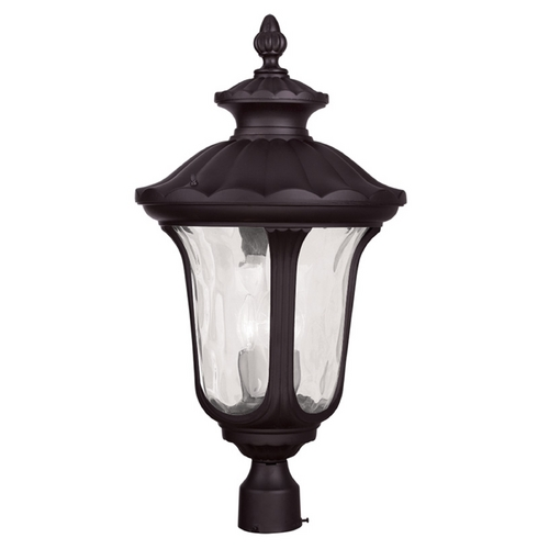 Livex Lighting Livex Lighting Oxford Bronze Post Light 7864-07
