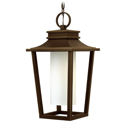 Hinkley Lighting Hinkley Lighting Sullivan Oil Rubbed Bronze Outdoor Hanging Light 1742OZ-GU24