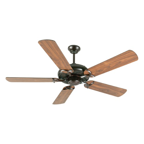 Craftmade Lighting Craftmade Lighting Civic Oiled Bronze Ceiling Fan Without Light K10854