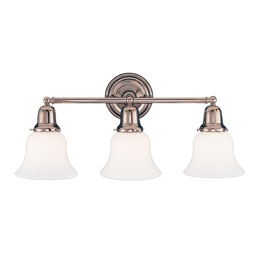 Hudson Valley Lighting Hudson Valley Lighting Edison Collection Satin Nickel Bathroom Light 583-SN-341