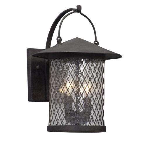Troy Lighting Troy Lighting Altamont French Iron Outdoor Wall Light B5172