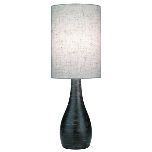 Lite Source Lighting Lite Source Lighting Quatro Table Lamp with Cylindrical Shade LS-2996