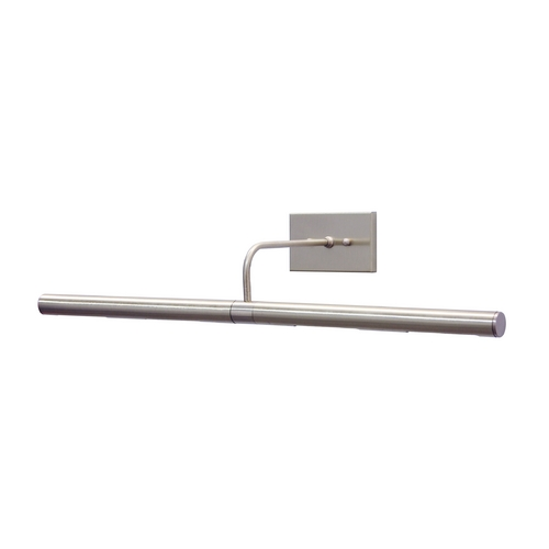House of Troy Lighting Modern Picture Light in Satin Nickel Finish DSL14-52