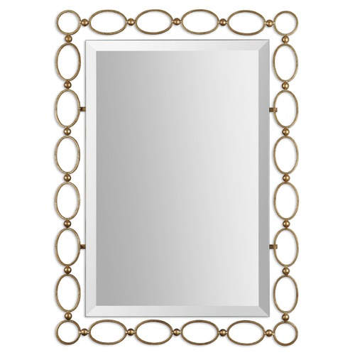 Uttermost Lighting Uttermost Lauria Gold Mirror 01119