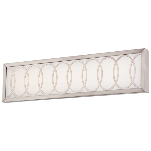 Minka Lavery Minka Celice Bath Brushed Nickel LED Bathroom Light 2933-84-L