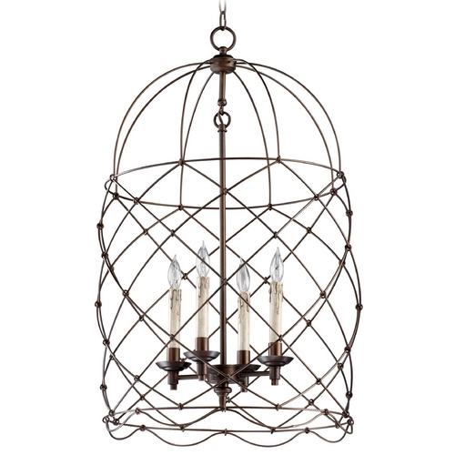 Cyan Design Cyan Design Adele Oiled Bronze Pendant Light 04756