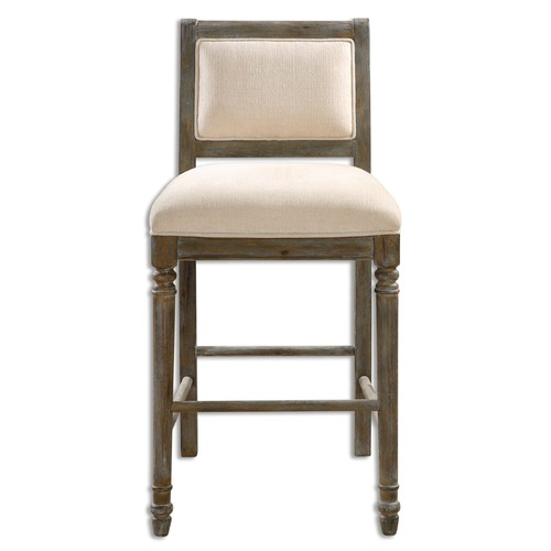 Uttermost Lighting Uttermost Runako Chenille Barstool 23213