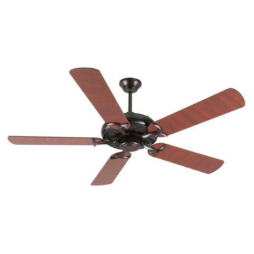 Craftmade Lighting Craftmade Lighting Civic Oiled Bronze Ceiling Fan Without Light K10855