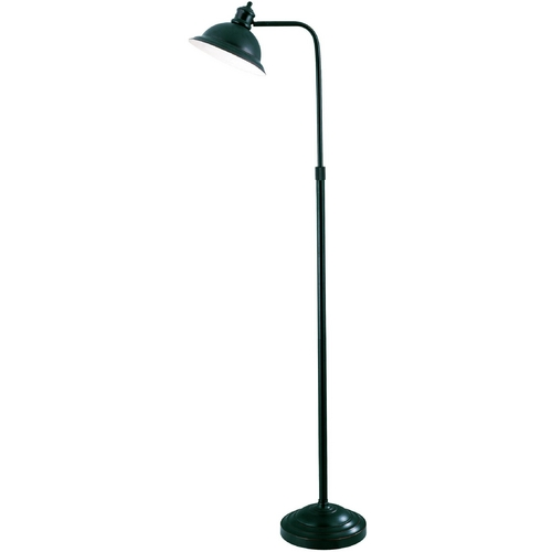 Lite Source Lighting Modern Pharmacy Lamp in Aged Copper Finish LS-8550AGED/CP