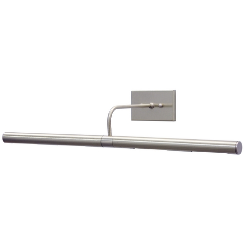 House of Troy Lighting Modern Picture Light in Satin Nickel Finish DSL24-52
