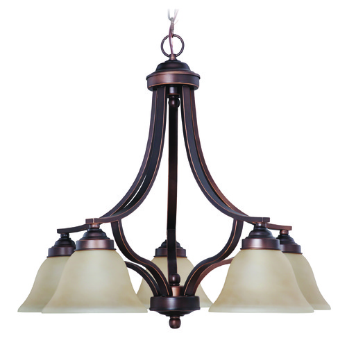 Jeremiah Lighting Jeremiah Portia Metropolitan Bronze Chandelier 9828MB5