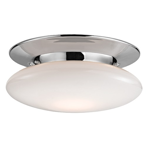 Hudson Valley Lighting Irvington LED Flushmount Light - Polished Chrome 7012-PC