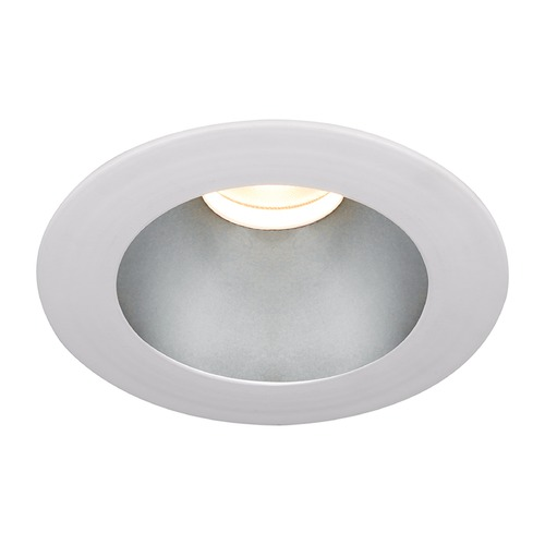 WAC Lighting WAC Lighting Round Haze White 3.5-Inch LED Recessed Trim 3000K 1110LM 30 Degree HR3LEDT118PN930HWT