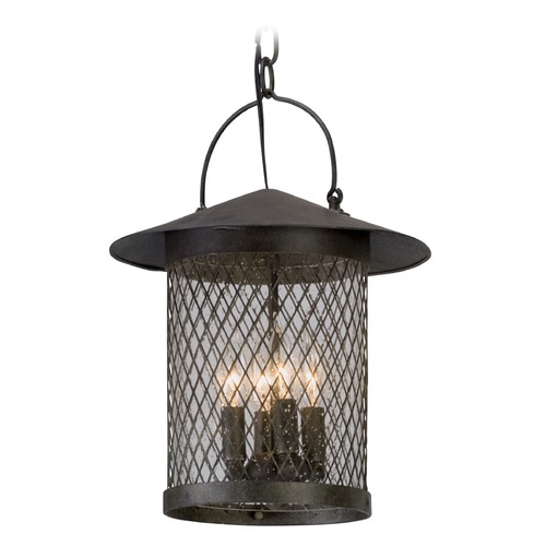Troy Lighting Troy Lighting Altamont French Iron Outdoor Hanging Light F5177