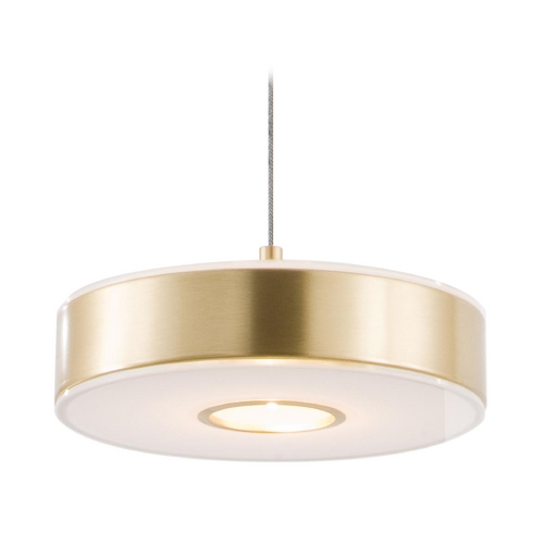 Holtkoetter Lighting Holtkoetter Modern Low Voltage Mini-Pendant Light C8110 S006 GB10 BB