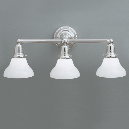 Norwell Lighting Norwell Lighting Coventry Chrome Bathroom Light 8126-CH-SO