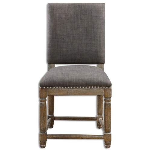 Uttermost Lighting Uttermost Laurens Gray Accent Chair 23215
