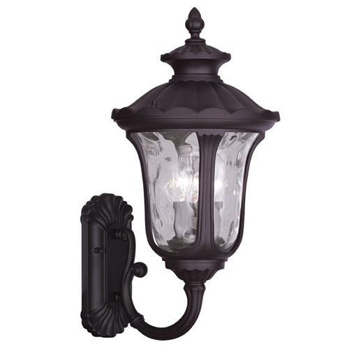 Livex Lighting Livex Lighting Oxford Bronze Outdoor Wall Light 7862-07