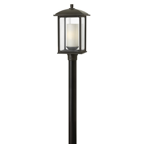 Hinkley Lighting Hinkley Lighting Stanton Oil Rubbed Bronze LED Post Light 2471OZ-LED