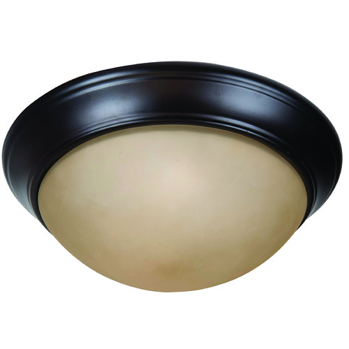 Jeremiah Lighting Jeremiah Pro Builder Premium Flush Oiled Bronze Flushmount Light XPP13OB-2A