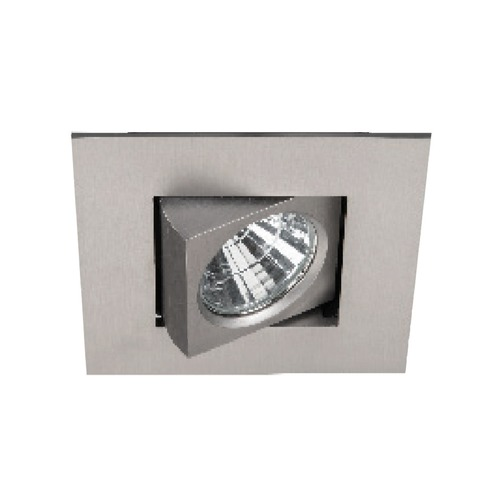 WAC Lighting WAC Lighting Oculux Brushed Nickel LED Recessed Kit R2BSA-F930-BN