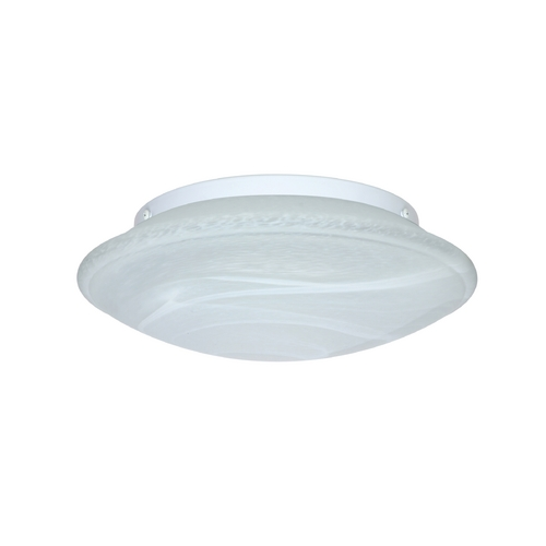 Besa Lighting Flushmount Light Marble Glass by Besa Lighting 943052C