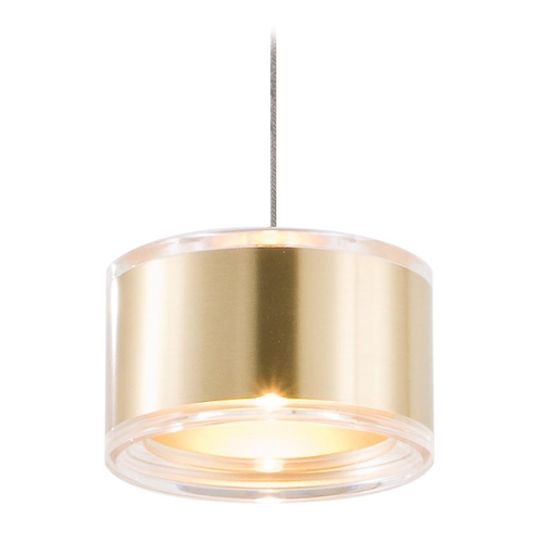 Holtkoetter Lighting Holtkoetter Modern Low Voltage Mini-Pendant Light C8110 S006 GB60 BB