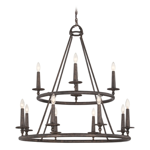 Quoizel Lighting Quoizel Voyager Malaga Chandelier VYR5012ML