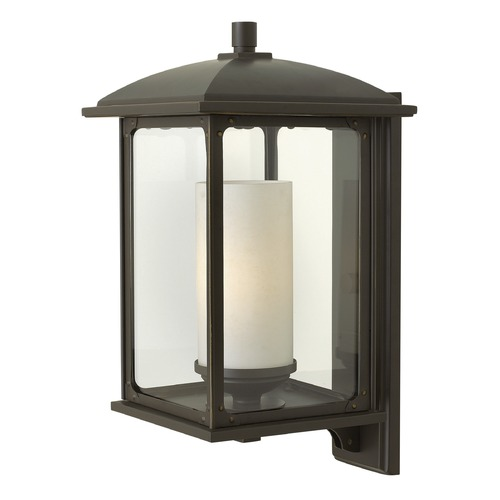 Hinkley Lighting Hinkley Lighting Stanton Oil Rubbed Bronze LED Outdoor Wall Light 2475OZ-LED