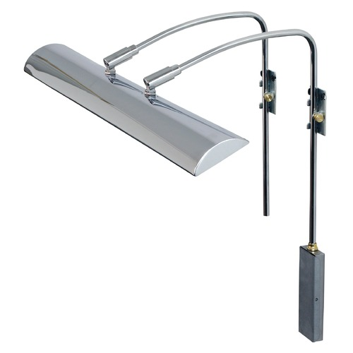 House of Troy Lighting House Of Troy Zenith Chrome LED Picture Light ZLEDZ24-62