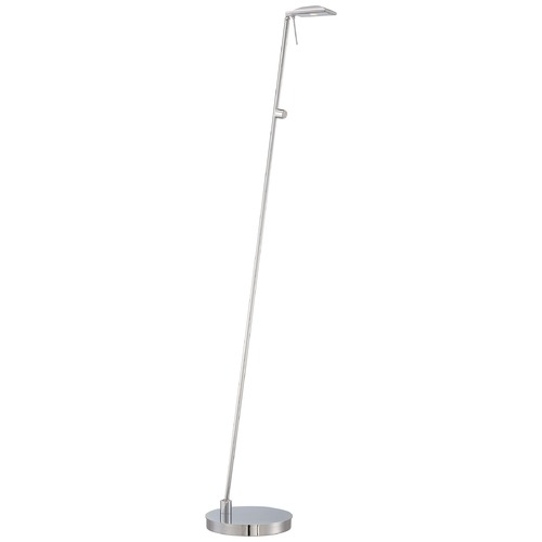 George Kovacs Lighting Modern LED Pharmacy Lamp in Chrome Finish P4324-077