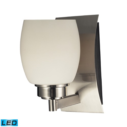 Elk Lighting Elk Lighting Northport Satin Nickel LED Sconce 17100/1-LED