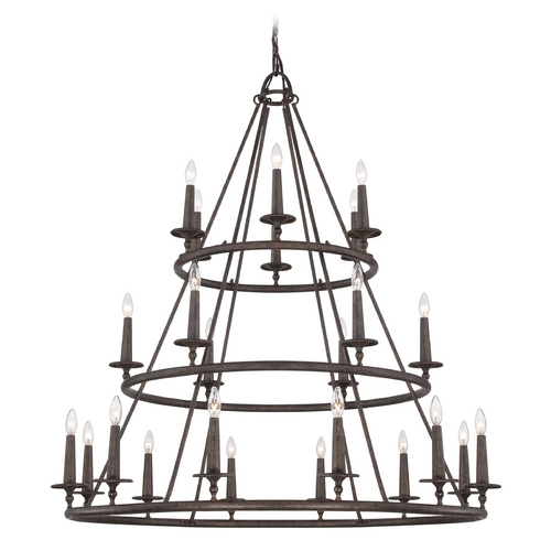 Quoizel Lighting Quoizel Voyager Malaga Chandelier VYR5024ML