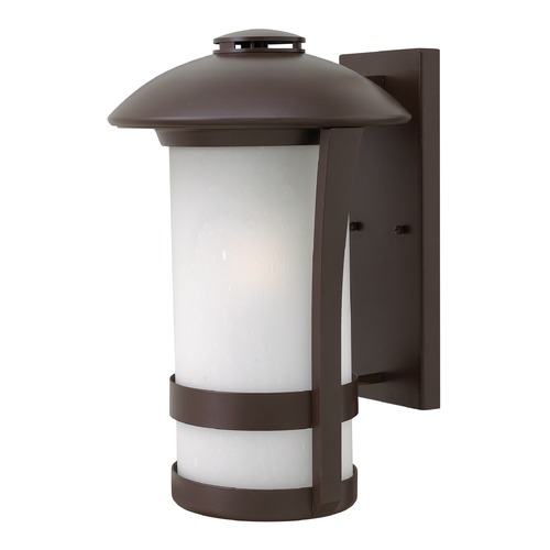 Hinkley Lighting Hinkley Lighting Chandler Anchor Bronze LED Outdoor Wall Light 2705AR-LED