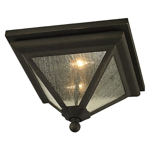 Troy Lighting Troy Lighting Geneva Vintage Bronze Close To Ceiling Light C6470