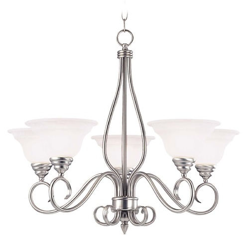 Savoy House Savoy House Pewter Chandelier KP-SS-95-5-69