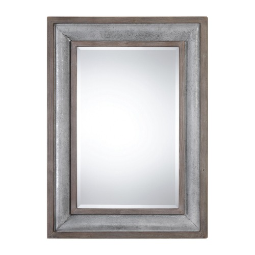 Uttermost Lighting Uttermost Selden Steel Mirror 9179