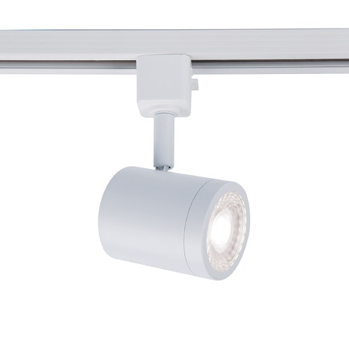 WAC Lighting Wac Lighting Charge White LED Track Light Head H-8010-30-WT