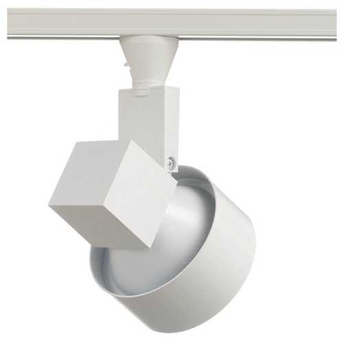 Juno Lighting Group PAR30 Cubix Light Head for Juno Track in Silver T893 SL