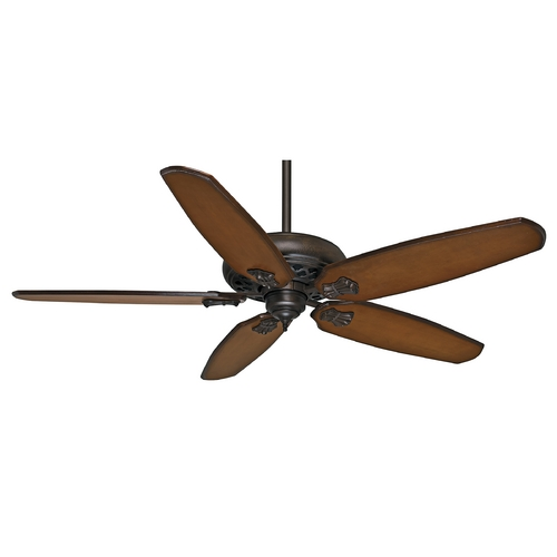 Casablanca Fan Co Casablanca Fan Fellini Provence Crackle Ceiling Fan Without Light 55036