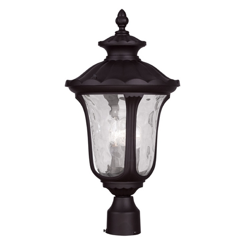 Livex Lighting Livex Lighting Oxford Bronze Post Light 7859-07