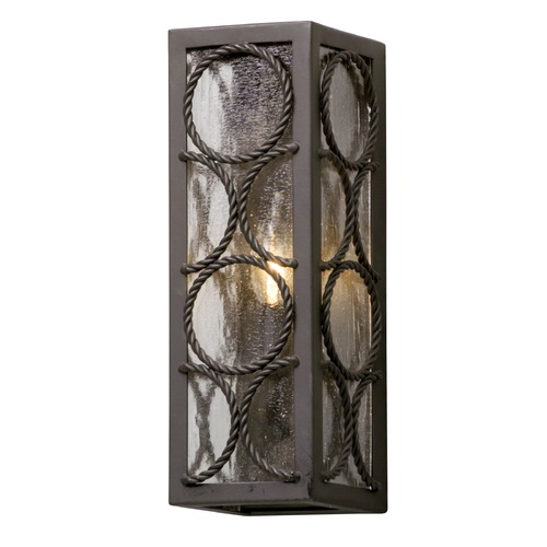 Troy Lighting Troy Lighting Bacchus Textured Bronze Outdoor Wall Light B5221