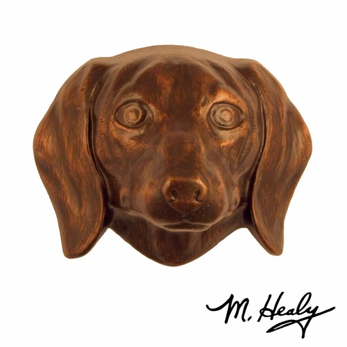 Michael Healy Dachshund Door Knocker MHDOG07