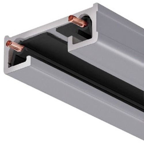 Juno Lighting Group Juno Trac-Lites 6 Foot Silver Track R 6FT SL