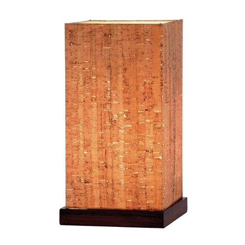 Adesso Home Lighting Adesso Home Lighting Sedona Walnut Table Lamp 4083-15