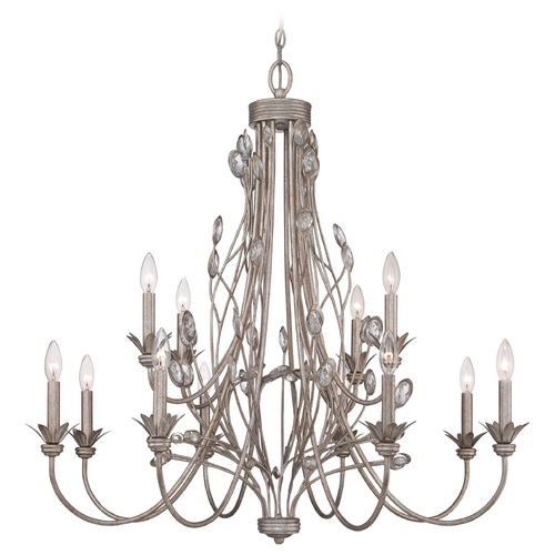 Quoizel Lighting Quoizel Wesley Italian Fresco Chandelier WSY5012IF