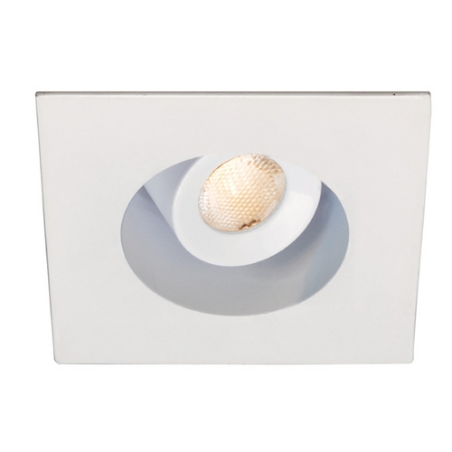 WAC Lighting Wac Lighting White LED Recessed Trim HR-LED252E-W-WT