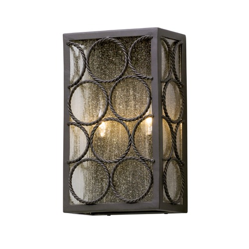 Troy Lighting Troy Lighting Bacchus Textured Bronze Outdoor Wall Light B5222